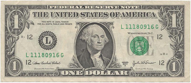 1$ 2003
