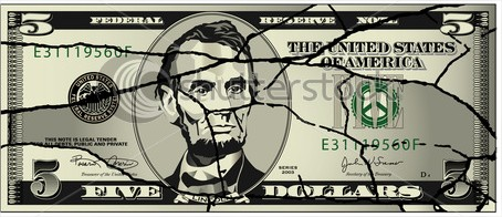 Cartoon Dollar