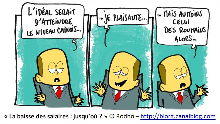 Dessin Humour Cartoon Impots riches