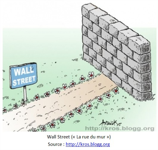 Dessin Bourse humour cartoon