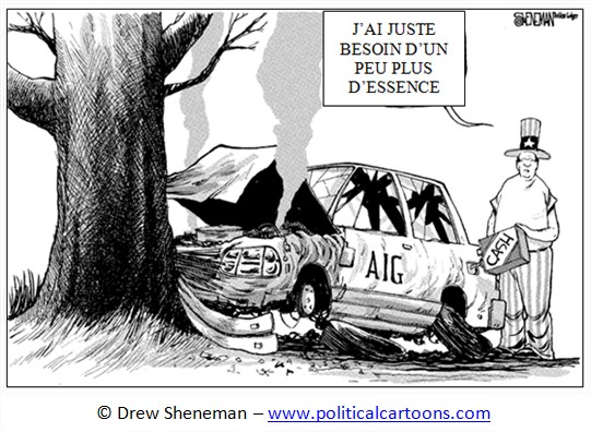 Dessin humour cartoon deregulation