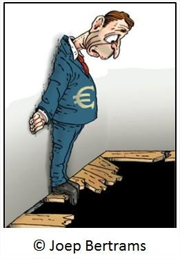dessin cartoon euro