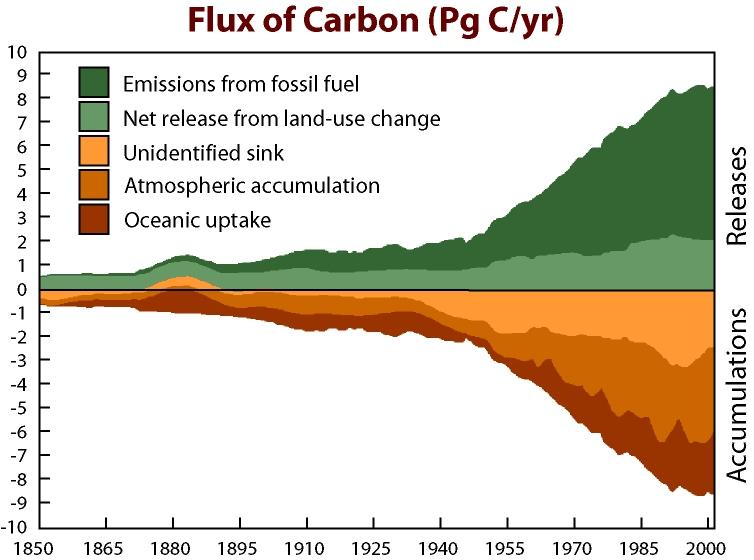 Flux de Carbone