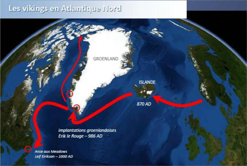 Groenland vikings