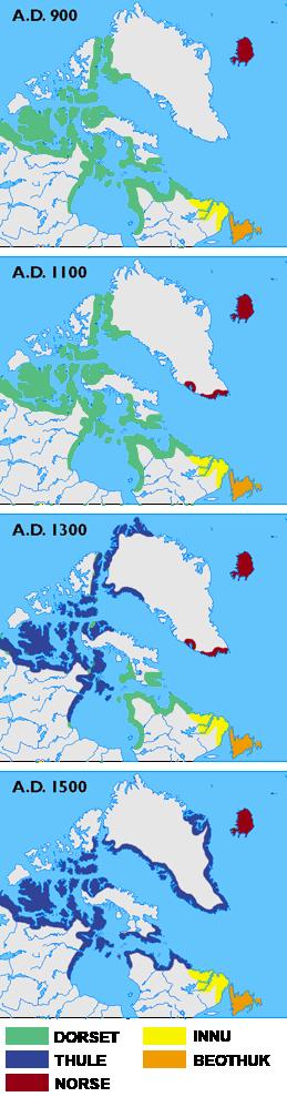 cultures arctiques