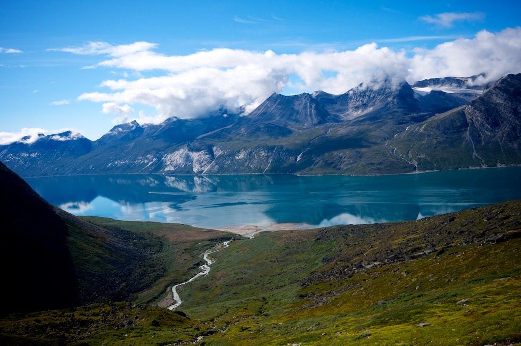 Groenland vikings vert