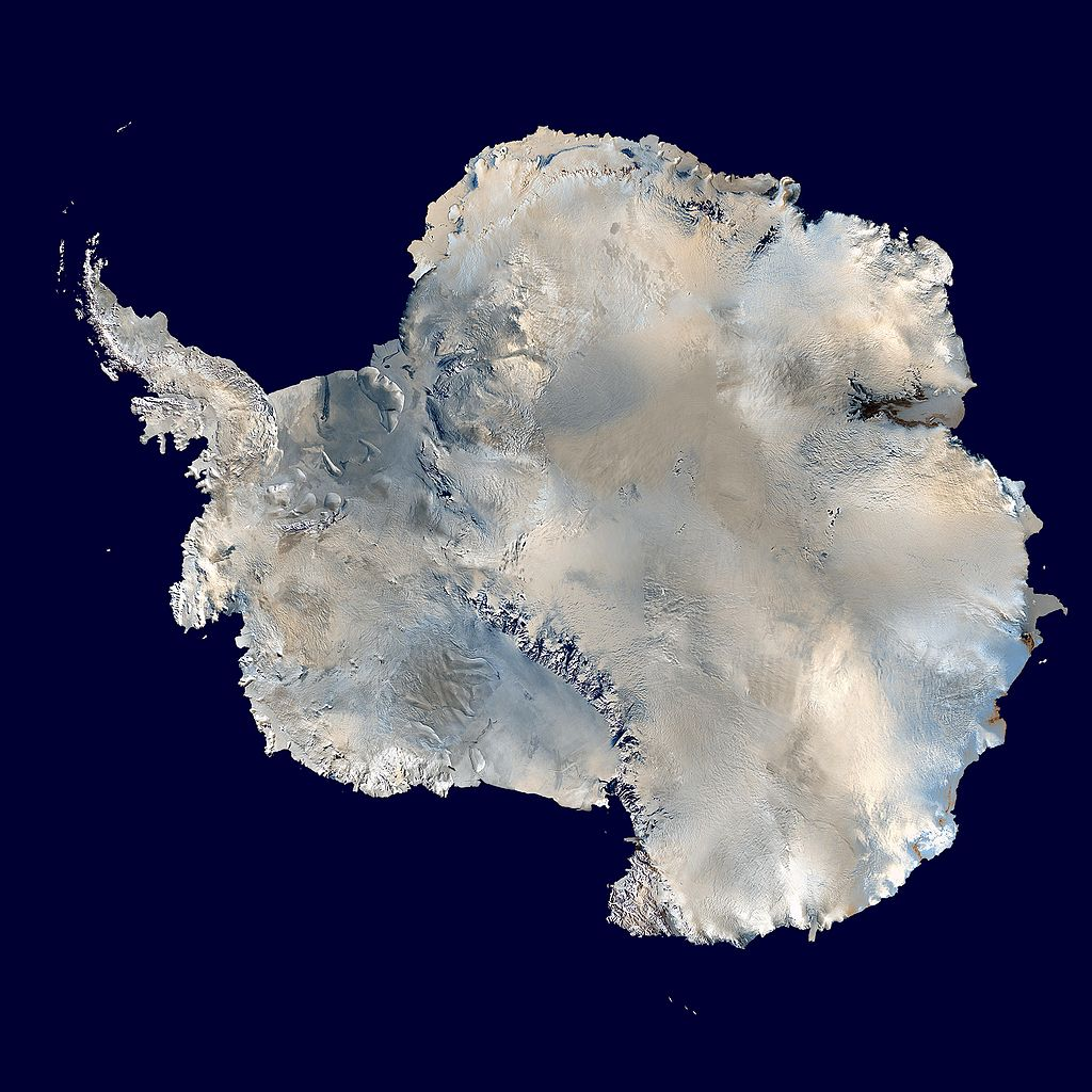 Inlandsis Antarctique
