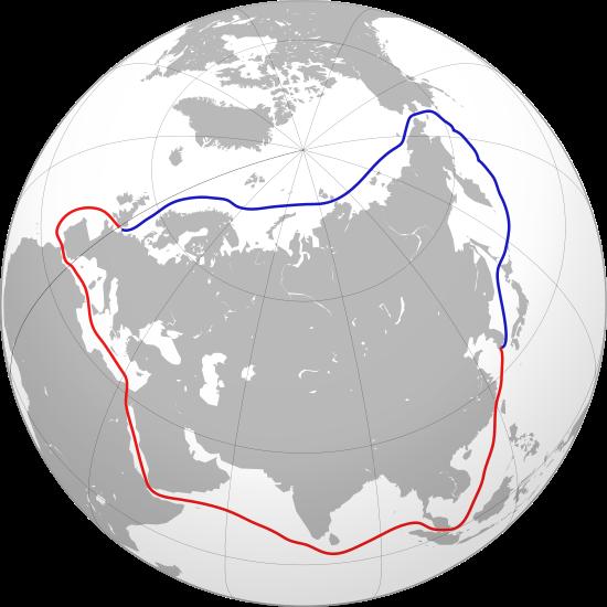 Passage du Nord-Est