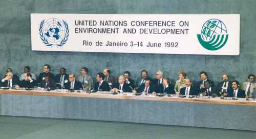 Sommet de Rio 1992