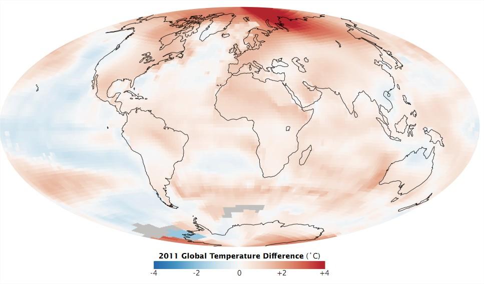 Climat Planète 2011