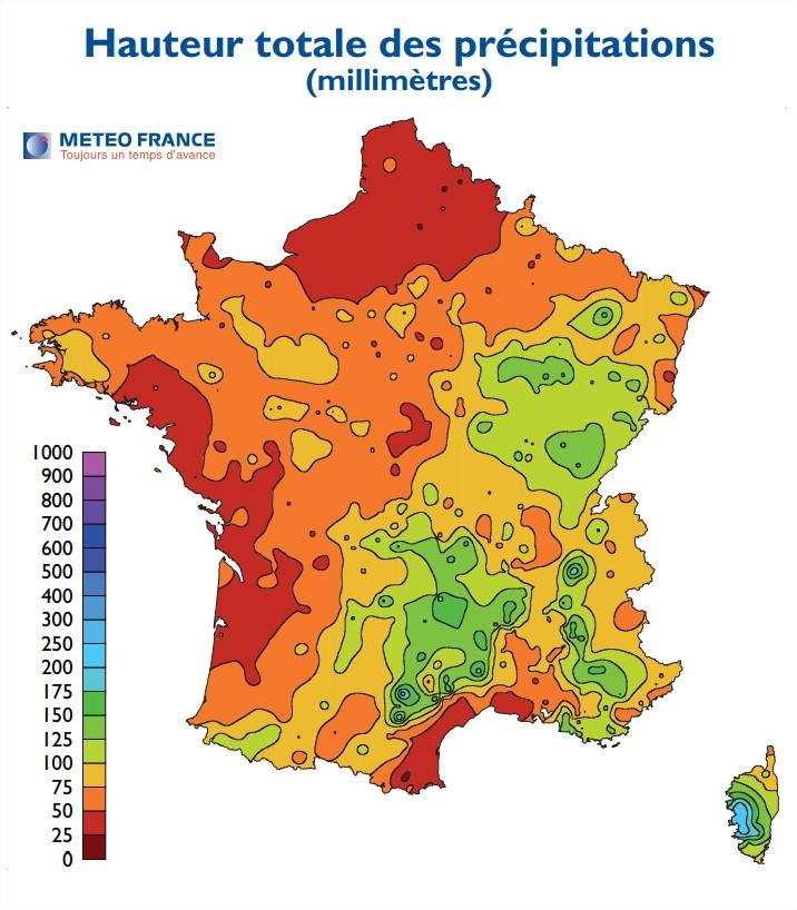 Moyenne De Temperature Ville Meteo France
