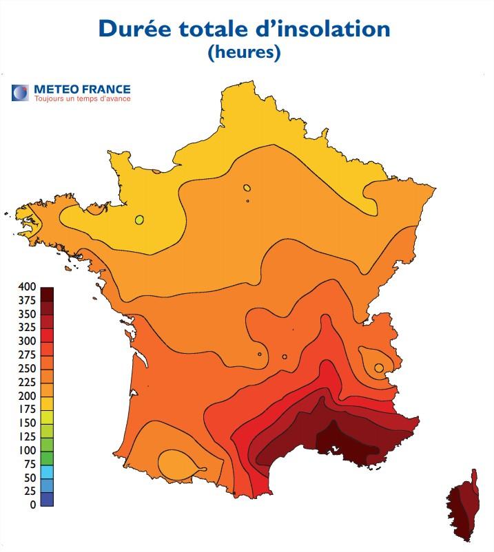 Climat France