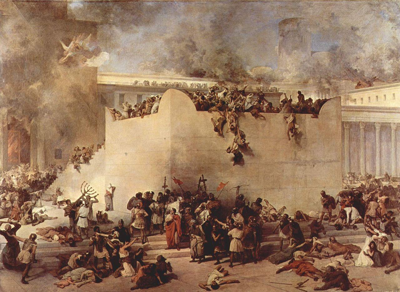 """Résultat de recherche d'images pour """"les débuts de la domination romaine à jérusalem"""""""