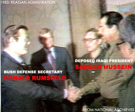 Affrontements en Ukraine : Ce qui est caché par les médias et les partis politiques pro-européens - Page 2 81-saddam-hussein-donald-rumsfeld