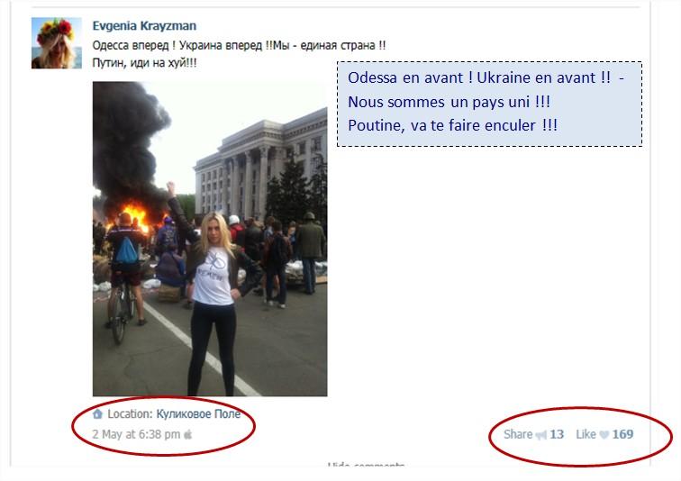 """Caroline Fourest : """"Les Femen ne sont pas nazies !"""" Bon, enquêtons alors… Eugenia-krayzman-04"""