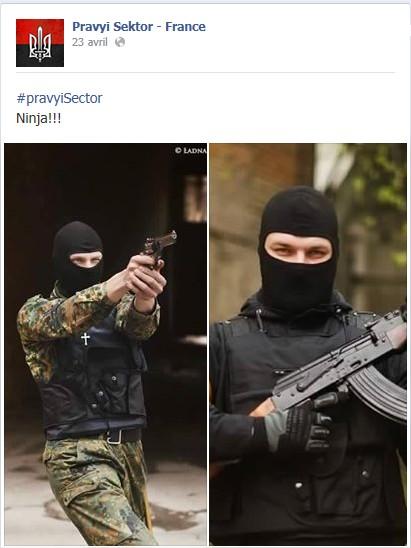 Pravy Sektor (Secteur Droit France)