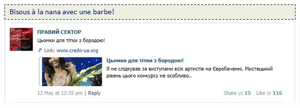 """Caroline Fourest : """"Les Femen ne sont pas nazies !"""" Bon, enquêtons alors… Pravy-sektor-vk-08"""