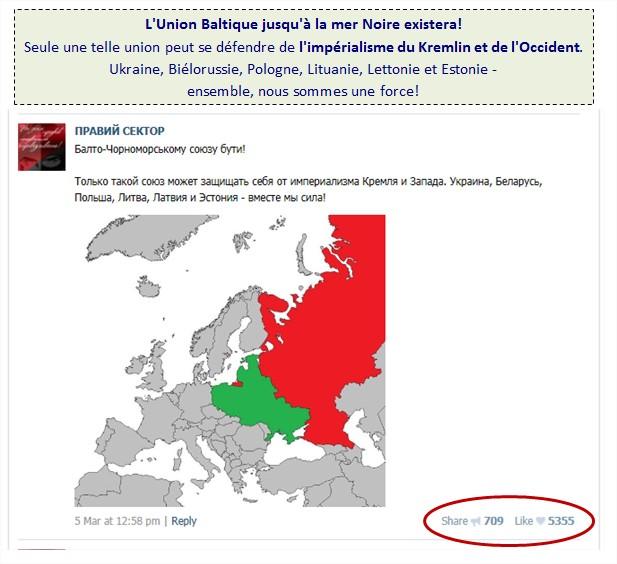 """Caroline Fourest : """"Les Femen ne sont pas nazies !"""" Bon, enquêtons alors… Pravy-sektor-vk-64"""