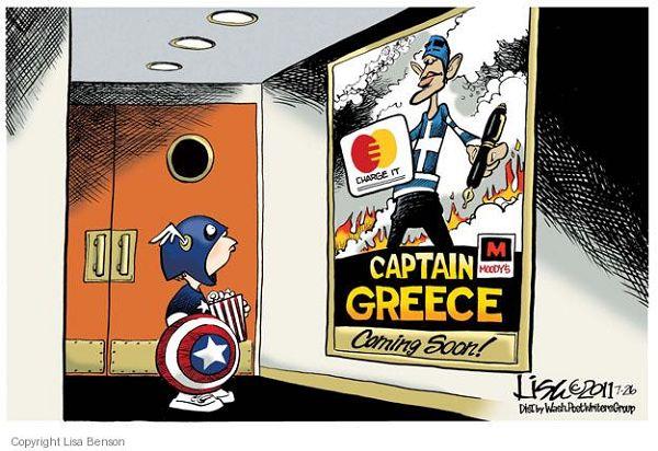 Captain Grèce
