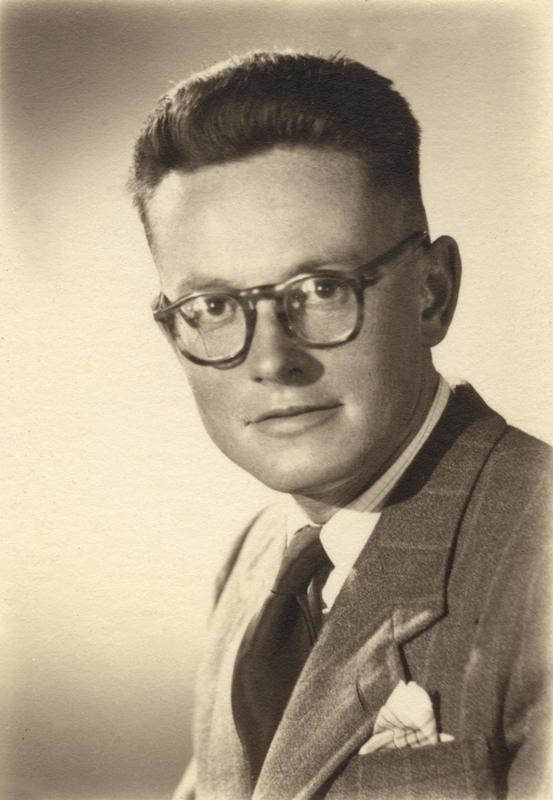 Maurice Allais 1943