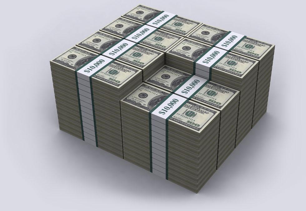 dollars dette