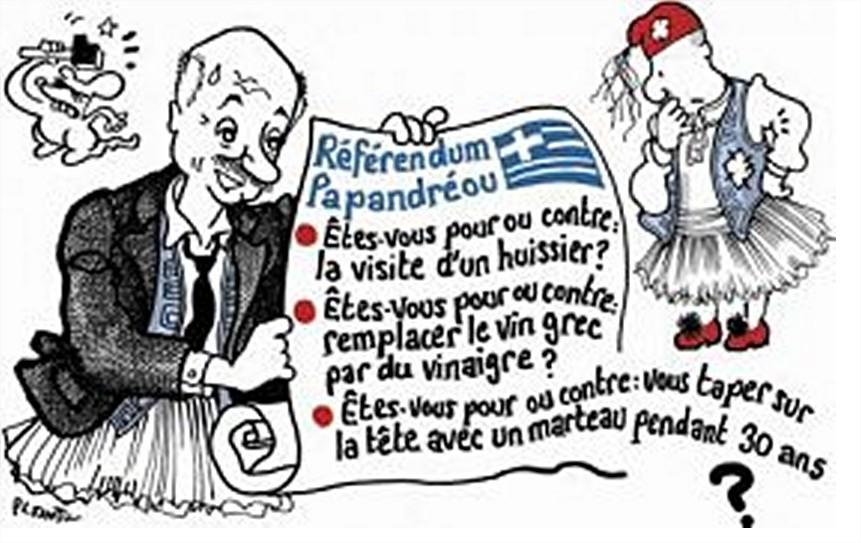 Cartoon Grece