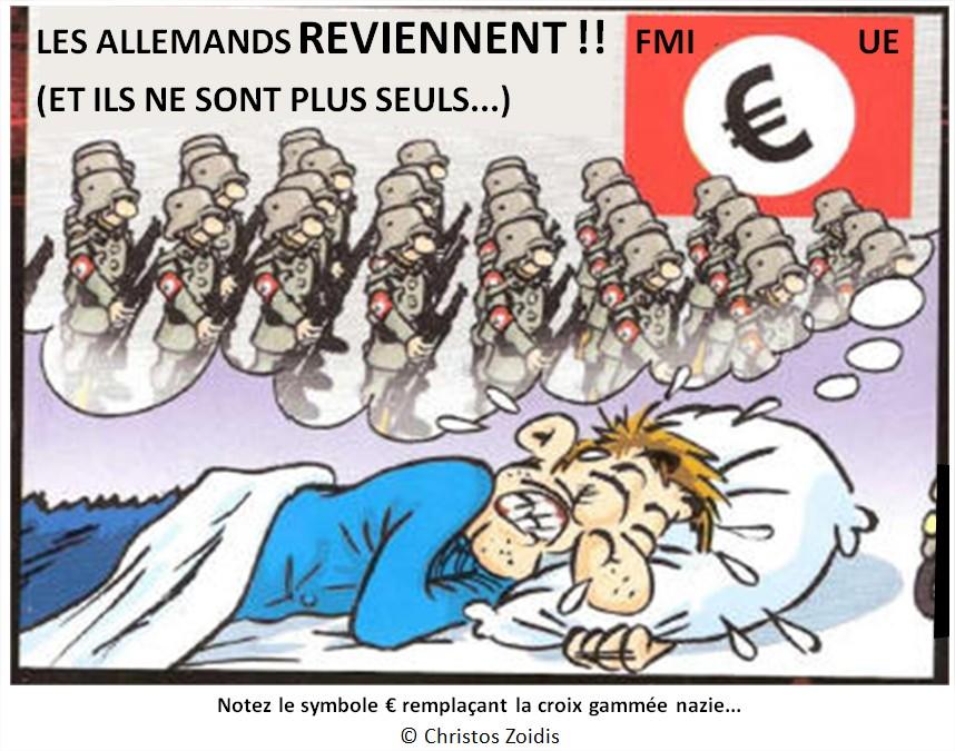 DOSSIER : Situation actuelle en Grèce après 4 ans d'austérité !  Grece-allemagne-01