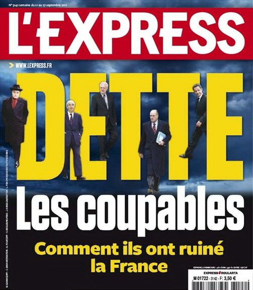 L'Express Les Coupables n°3142