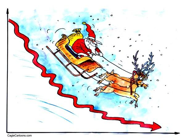 Dessin Cartoon Noel