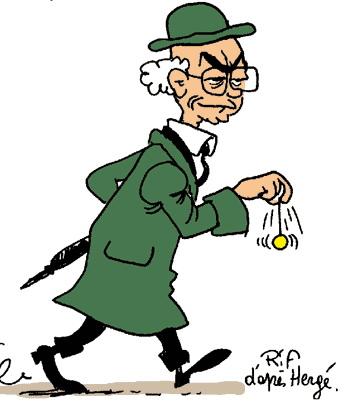 dessin humour cartoon europe herman van rompuy
