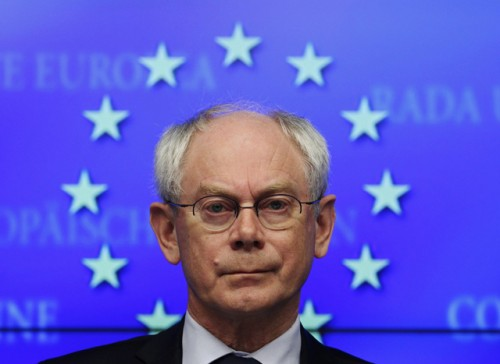 europe herman van rompuy