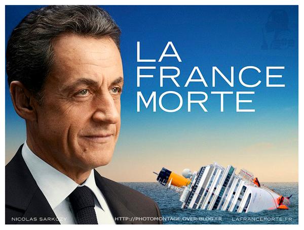 Dessin Humour France Forte
