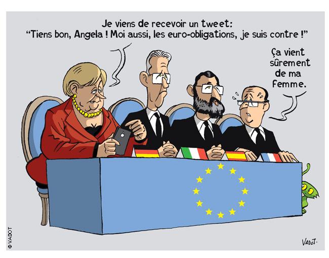 sommet européen juin 2012