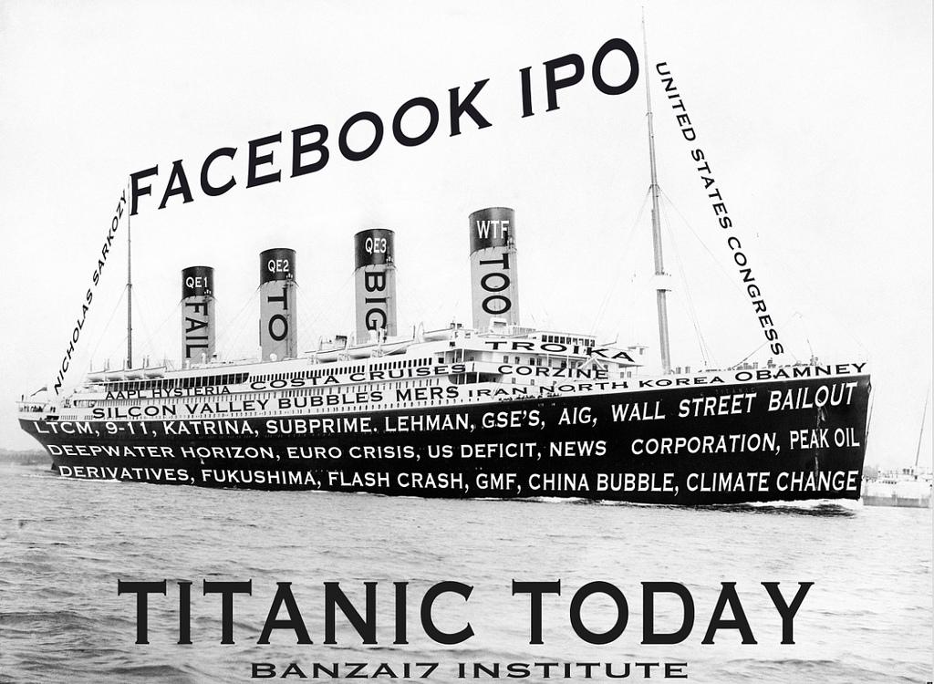 titanic humour